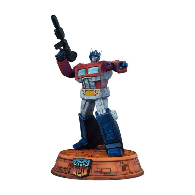 Pop Culture Shock Transformers Museum Scale Statue Optimus Prime - G1 71 cm
