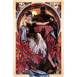 Sideshow Collectibles DC Comics Art Print Batman & Catwoman 46 x 61 cm - unframed