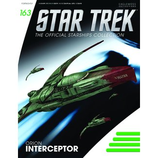 Eaglemoss Collections Star Trek Official Starships Collection #163