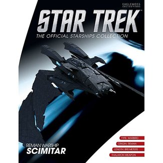 Eaglemoss Collections Star Trek Official Starships Collection Special #32