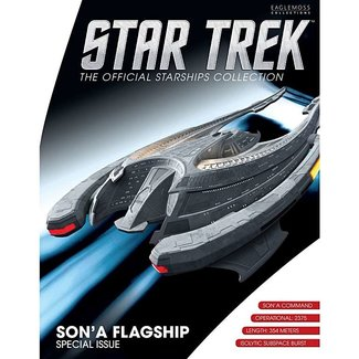 Eaglemoss Collections Star Trek Official Starships Collection Special #19
