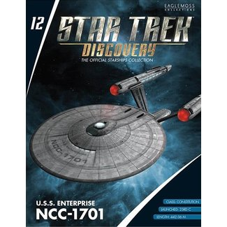 Eaglemoss Collections Star Trek Discovery Official Starships Collection #12