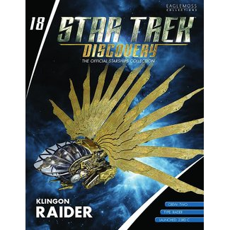 Eaglemoss Collections Star Trek Discovery Official Starships Collection #18