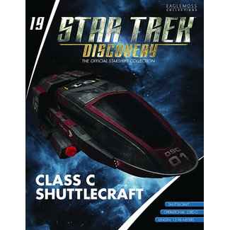Eaglemoss Collections Star Trek Discovery Official Starships Collection #19