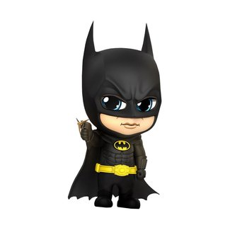 Hot Toys Batman (1989) Cosbaby Mini Figure Batman with Grappling Gun 12 cm