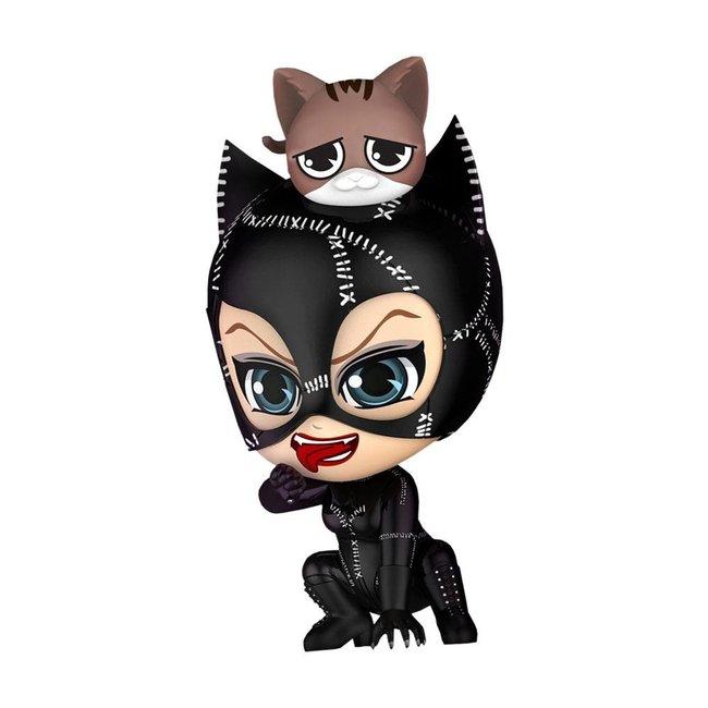 Hot Toys Batman Returns Cosbaby Mini Figures Catwoman 12 cm