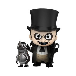 Hot Toys Batman Returns Cosbaby Mini Figures The Penguin 12 cm