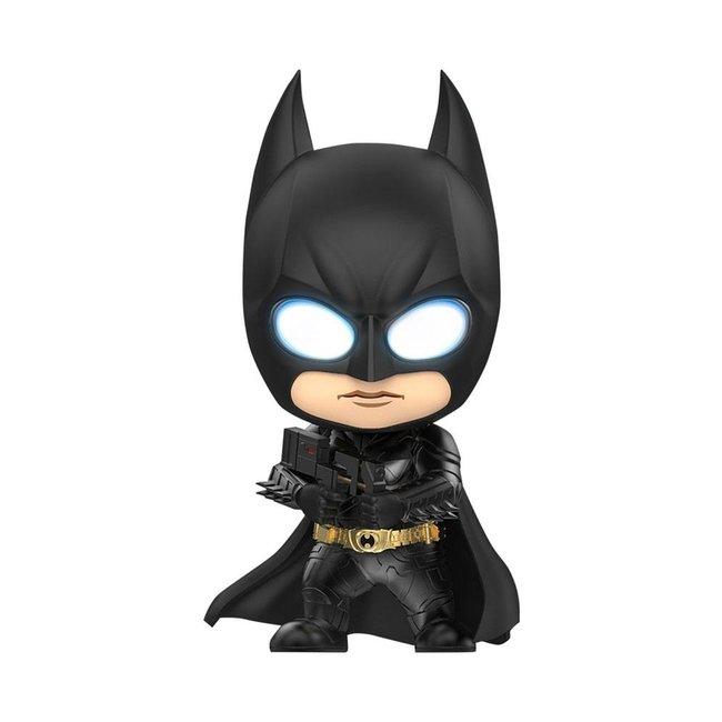 Hot Toys Batman: Dark Knight Trilogy Cosbaby Mini Figure Batman with Sticky Bomb Gun 12 cm