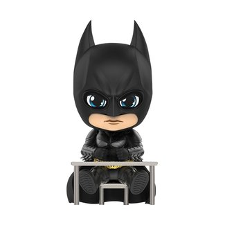 Hot Toys Batman: Dark Knight Trilogy Cosbaby Mini Figure Batman (Interrogating Version) 12 cm