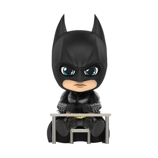 Hot Toys Batman: Dark Knight Trilogy Cosbaby Mini Figure Batman (Interrogating Version) 12 cm