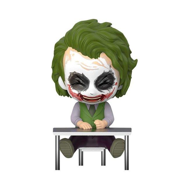 Hot Toys Batman: Dark Knight Trilogy Cosbaby Mini Figure Joker (Laughing Version) 12 cm