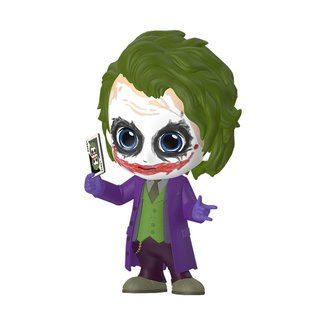 Hot Toys Batman: Dark Knight Trilogy Cosbaby Mini Figure Joker 12 cm