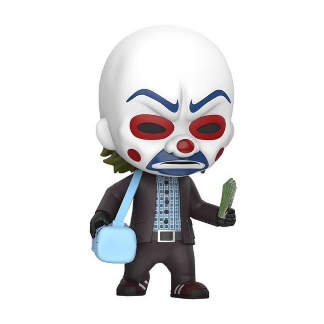 Hot Toys Batman: Dark Knight Trilogy Cosbaby Mini Figure Joker (Bank Robber Version) 12 cm