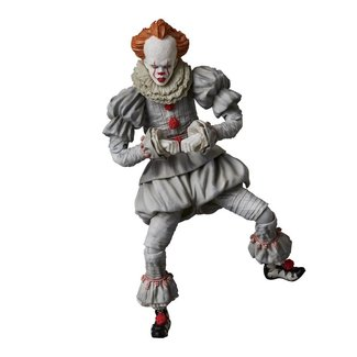 Medicom Toy Stephen King's It 2017 MAF EX Action Figure Pennywise 16 cm