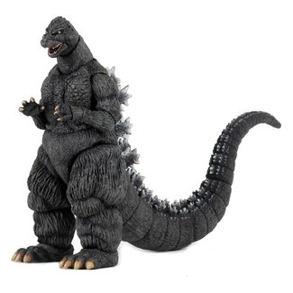 NECA  Godzilla Head to Tail Action Figure 1989 Godzilla (Godzilla vs. Biollante) 15 cm