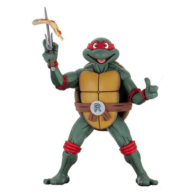 NECA  Teenage Mutant Ninja Turtles (Cartoon) Action Figure 1/4 Raphael 41 cm