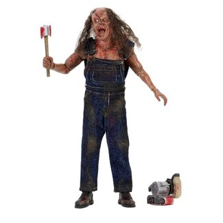 NECA  Hatchet Retro Action Figure Victor Crowley 20 cm