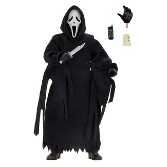 NECA  Scream Retro Action Figure Ghostface (Updated) 20 cm