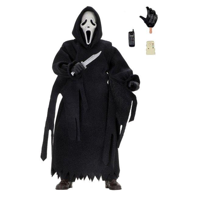 NECA  Scream Retro Action Figure Ghostface (Updated) 20 cm