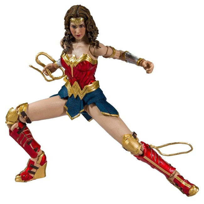 McFarlane DC Multiverse Action Figure Wonder Woman 1984