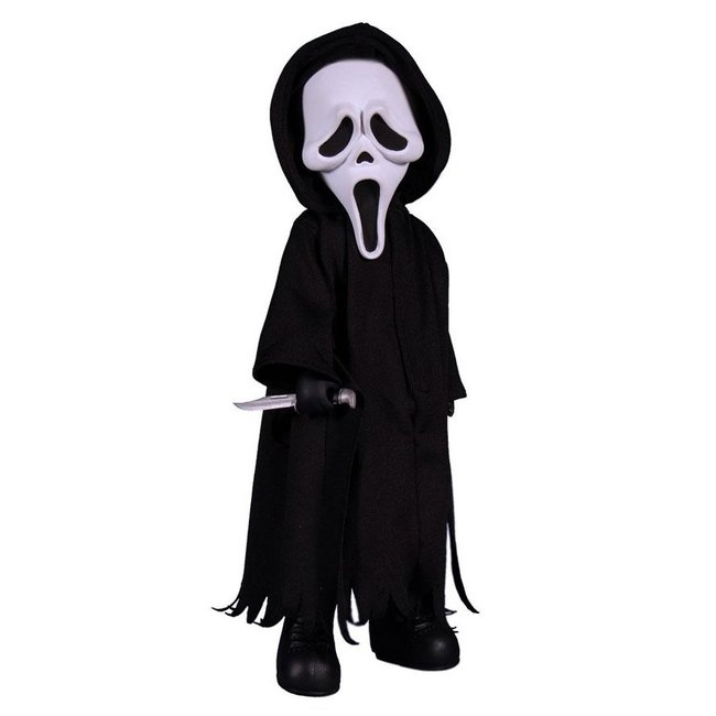 Mezco Toys Scream Living Dead Dolls Doll Ghost Face 25 cm