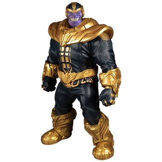 Mezco Toys Marvel Universe Light-Up Action Figure 1/12 Thanos 21 cm