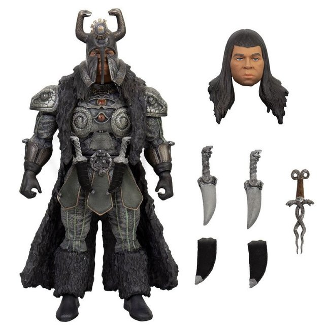 Super7 Conan the Barbarian Ultimates Action Figure Thulsa Doom 18 cm