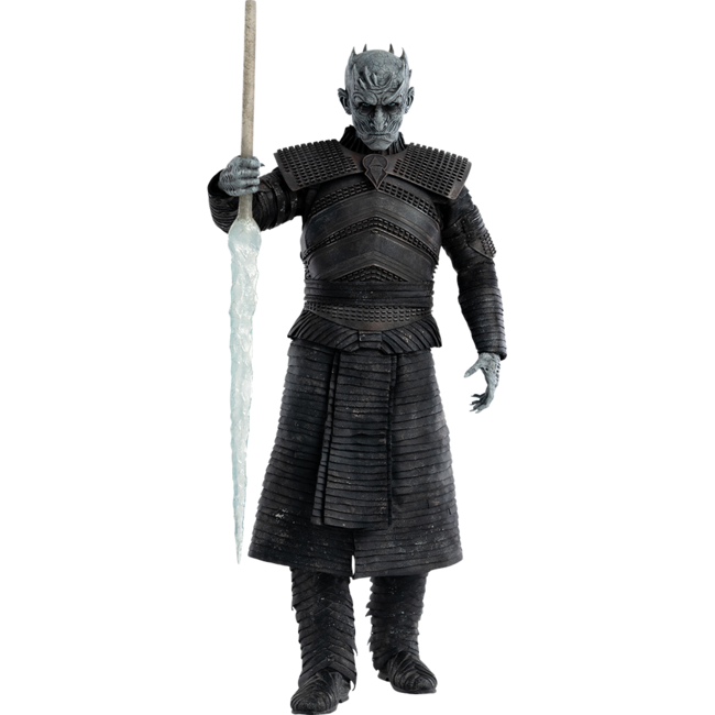 ThreeZero Game of Thrones Action Figure 1/6 Night King 33 cm - DAMAGED PACKAGING
