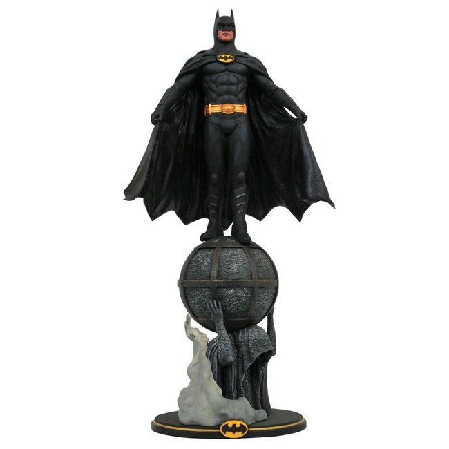 Diamond Select Toys Batman 1989 DC Movie Gallery PVC Statue Batman 41 cm