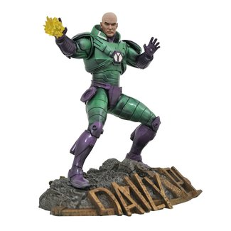 Diamond Select Toys DC Comic Gallery PVC Statue Lex Luthor 23 cm