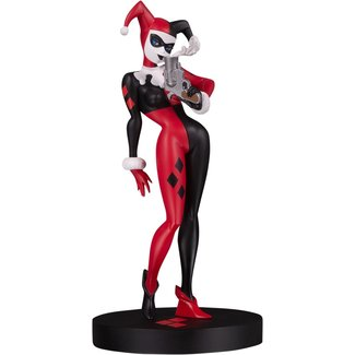 DC Collectibles DC Designer Series Statue Harley Quinn by Bruce Timm 19 cm