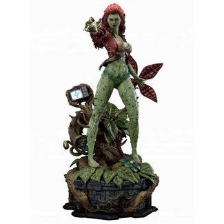 Prime 1 Studio Batman Arkham City Exclusive Statue 1/3 Poison Ivy 80 cm