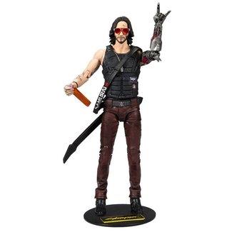 McFarlane Cyberpunk 2077 Action Figure Johnny Silverhand 18 cm