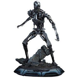 Sideshow Collectibles Terminator Maquette T-800 Endoskeleton 52 cm