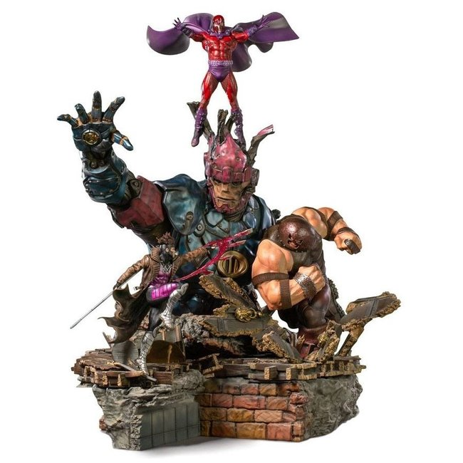 Iron Studios Marvel Comics BDS Art Scale Statue 1/10 Sentinel #2 Deluxe 66 cm