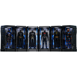 Hot Toys Batman: Arkham Knight Miniature Collectible Set Armory 12 cm