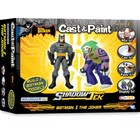 Batman Cast & Paint: Batman & The Joker