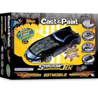 Cast & Paint: Batmobil