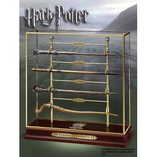 Noble Collection Harry Potyter - Triwizard Champions Wands Set