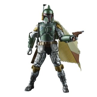 Hasbro Star Wars Episode V Black Series Carbonized Action Figure 2020 Boba Fett 15 cm