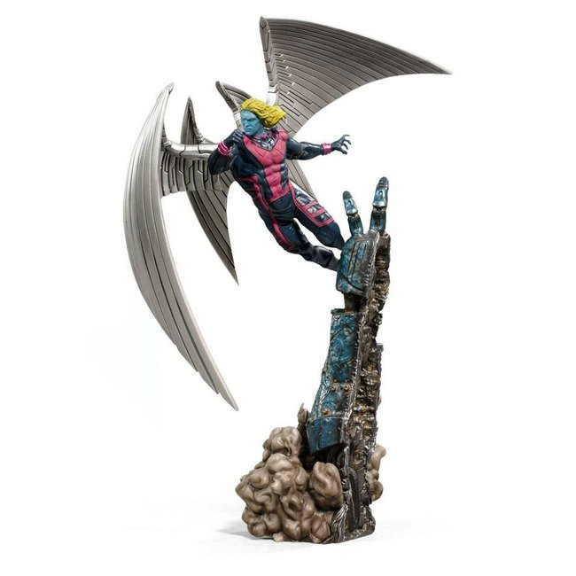 Iron Studios Marvel Comics BDS Art Scale Statue 1/10 Archangel 40 cm