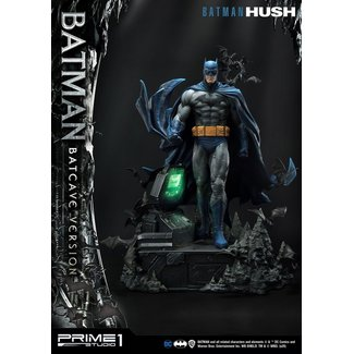 Prime 1 Studio Batman Hush Statue 1/3 Batman Batcave Version 88 cm