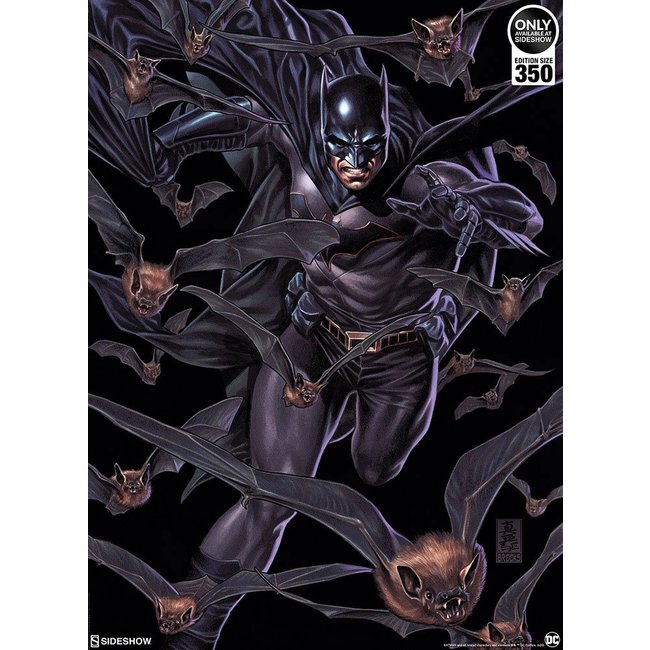 Sideshow Collectibles DC Comics Art Print Batman: Detective Comics #985 46 x 61 cm - unframed