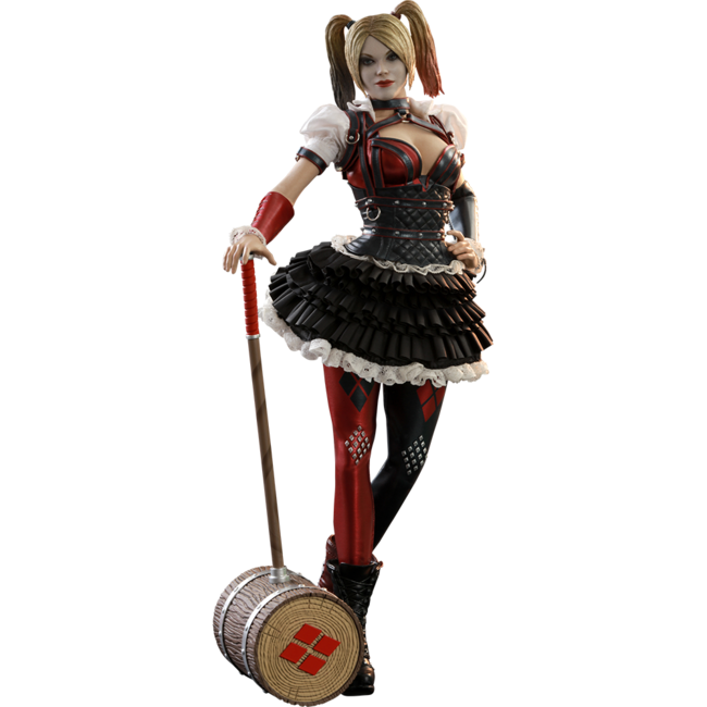 Hot Toys Batman Arkham Knight Videogame Masterpiece Action Figure 1/6 Harley Quinn 29 cm