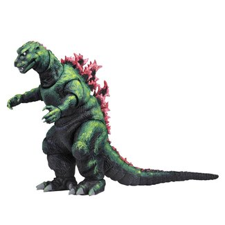 NECA  Godzilla Head to Tail Action Figure 1956 Godzilla US Movie Poster Version 15 cm