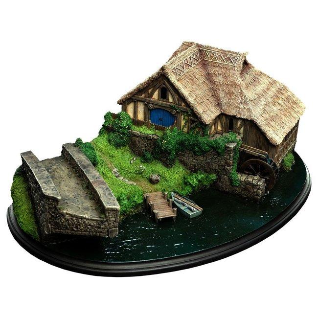 Weta Workshop The Hobbit: An Unexpected Journey Hobbiton Mill & Bridge Environment 31 x 17 cm