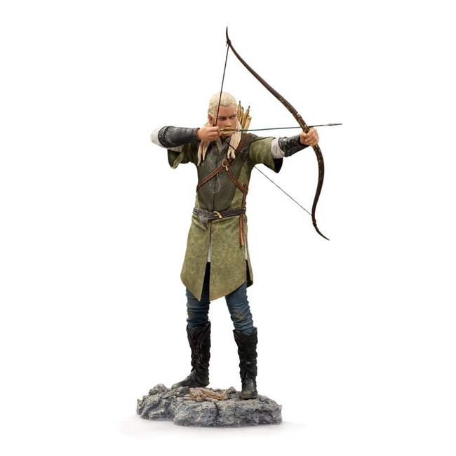 Iron Studios Lord Of The Rings BDS Art Scale Statue 1/10 Legolas 23 cm