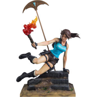 Gaming Heads Tomb Raider Temple of Osiris Statue 1/6 Lara Croft Regular Version 41 cm