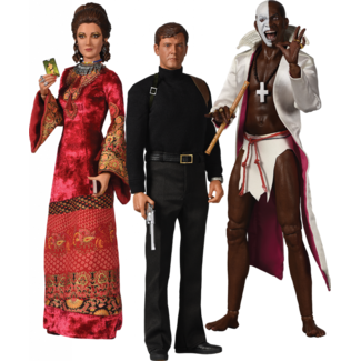 Big Chief Studios James Bond Live and Let Die Collector Figure Set 1/6 (3)