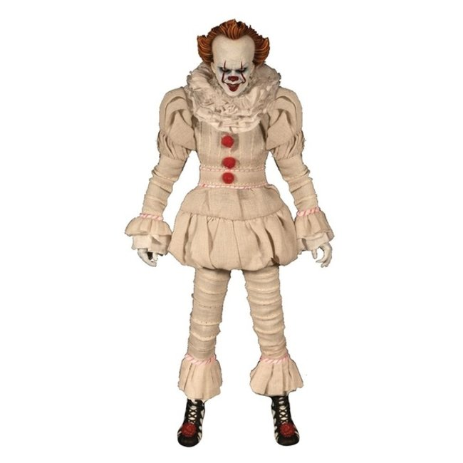 Mezco Toys Stephen Kings It 2017 Action Figure 1/12 Pennywise 17 cm